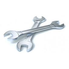 Набор ключей комбинир. (8; 10; 12; 13; 14; 17) Toya