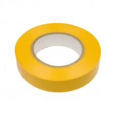 Лента изоляционная ПВХ желтая