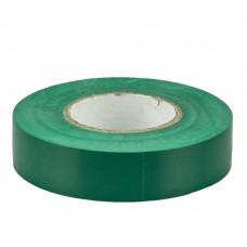 Лента изоляционная ПВХ зеленая