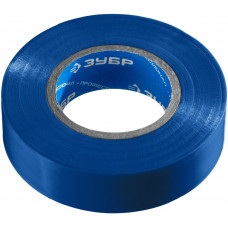 Лента изоляционная ПВХ синяя 15 мм*10 м ЗУБР
