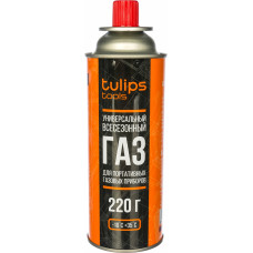 Баллон с газом цанговый Tulips tools 220г IG13-220
