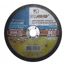 Круг зачистной по метал 180*6,0*22 (Луга)