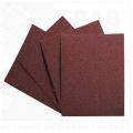 Шлифовальная шкурка (тканевая основа водостойкая) ГОСТ 13344-79  (ЛИСТ 240*170 мм)