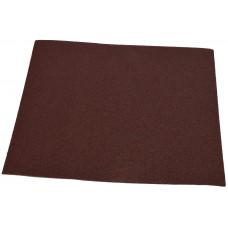 Шлиф/шкурка бумага, вд/ст.(280*230) 4Н (Р320) СТ10СW /БAЗ/