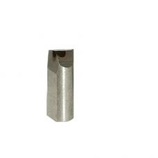 Вставка Ф 8*25 (эльбор) r=0,8 мм  (углы 40-40)