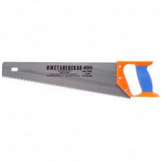 Ножовка по дереву 400 мм (шаг 5 мм) пласт./ручка (Ижевск)