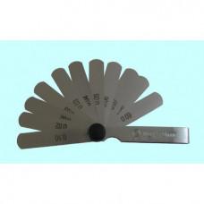 Набор щупов №1 L=70 мм ( 9 шт.: 0,02 - 0,1) /GRIFF/