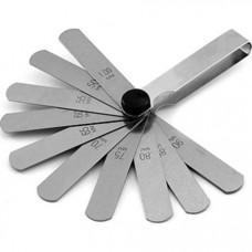 Набор щупов №3 L=100 мм ( 10 шт.: 0,55 - 1,0)  /GRIFF/