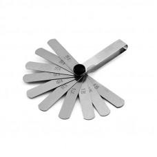 Набор щупов №4 L=70 мм ( 10 шт.: 0,1 - 1,0) /ЭТАЛОН/