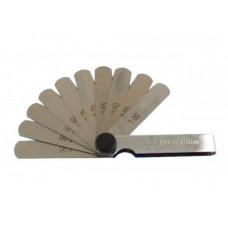 Набор щупов №3 L=70 мм ( 10 шт.: 0,55 - 1,0)  /ГТО/