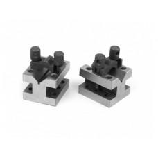 Призмы поверочные стальные (2шт.) 30х35х40 мм, П1-1-1, кл.1, комплект из двух призм