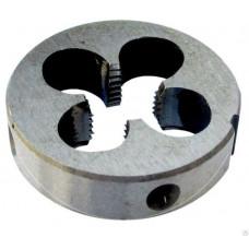 Плашка круглая М 10*1.0 ЛЕВАЯ (ХИЗ)