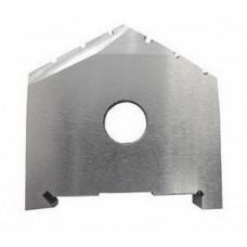 Пластина для перового сверла Ф30 Р6АМ5 КИБ