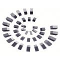 Пластины тв./сплав. типа 24  (для дисковых и концевых фрез)