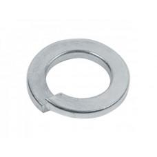 Шайба гроверная DIN127 Ф 10,0 мм сталь цинк