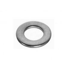 Шайба плоская DIN125 Ф 14,0 мм сталь цинк