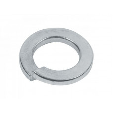 Шайба гроверная DIN127 Ф 8,0 мм сталь цинк