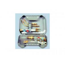 Комплект газосвар. ацетилен. КГС -1мА (горелка+резак)
